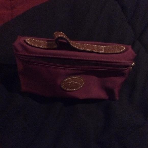 43476d936d6 Longchamp Handbags - Long champ mini makeup bag
